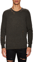 Lanvin Wool Ribbed Sweater
