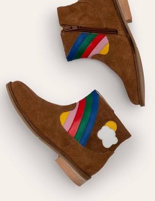 Rainbow Scene Boots