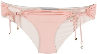 Stella McCartney Tie-Side Bikini Bottoms