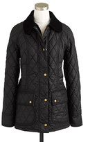 Barbour quilted Beadnell jacket