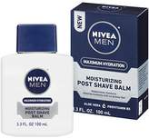 Nivea Men Maximum Hydration Moisturizing Post Shave Balm 3.3 Fluid Ounce (Pack of 3)