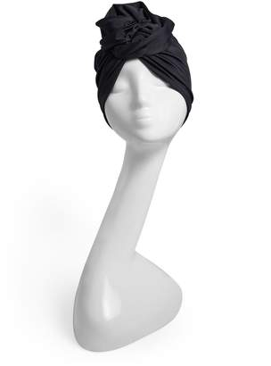 Nerida Fraiman Rose Swim Turban