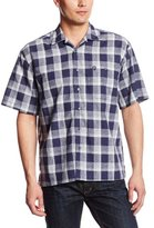 Wrangler Men's George Strait Collection Camp Shirt