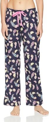 PJ Salvage Women's Flannel Pajama Pant