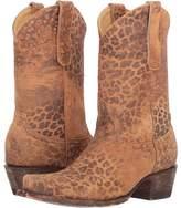 Old Gringo Leopardito YP Cowboy Boots