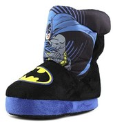 Batman Boot With Cape Round Toe Canvas Slipper.