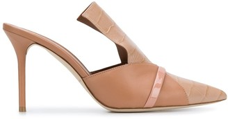 Malone Souliers Danielle 95mm leather mules