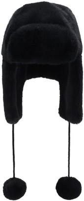 Bomboogie Faux Fur Hat