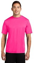 Dri-Tek Men's Big & Tall Short Sleeve Moisture Wicking Athletic T-Shirt, 2XLT