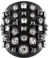 Gucci Crystal Cuff Bracelet