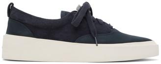 Fear Of God Blue Suede 101 Sneakers