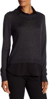 Susina Sweater Blouse