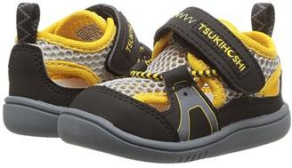 Tsukihoshi Ibiza 2 (Toddler) (Black/Yellow) Boys Shoes
