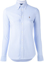 Polo Ralph Lauren striped shirt - women - Cotton - XS