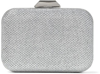 Jimmy Choo Cloud stud embellished box clutch bag