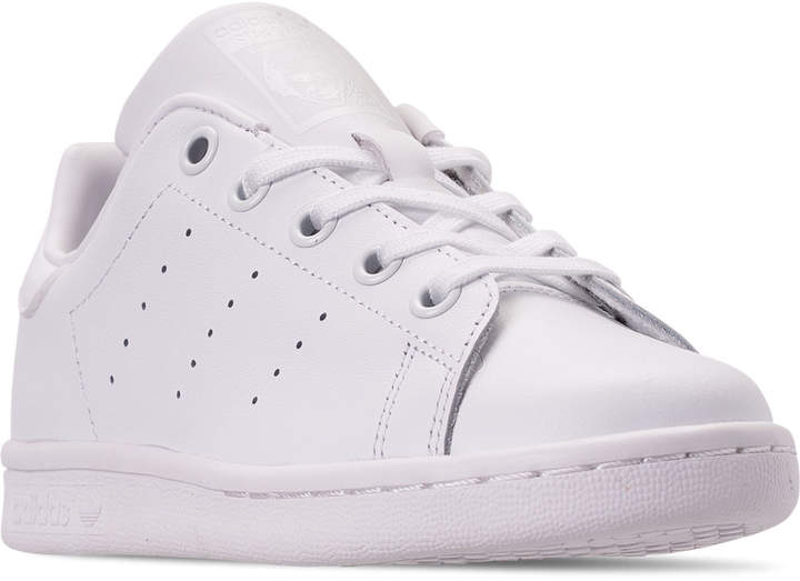 new arrival 4fc73 a93bf Boys' Little Kids' Stan Smith Hook-and-Loop Closure Casual Shoes