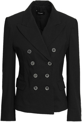 Isabel Marant Double-breasted Cotton-blend Blazer