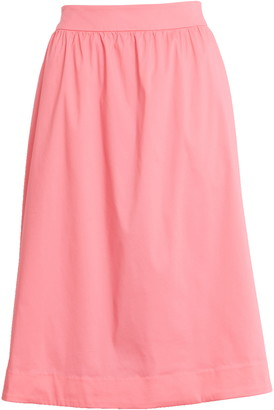 1901 Pull-On A-Line Skirt