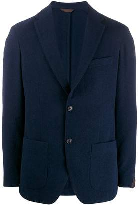 Altea fitted bouclé blazer