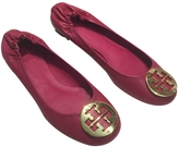 Tory Burch Leather Ballet Slippers