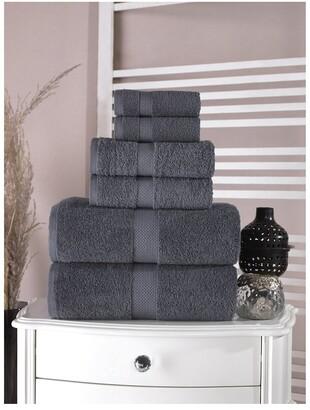 Enchante Home Bomonti Turkish Towel 6Pc Set