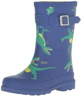 Joules JNR Boys Welly Rain Boot (Toddler/Little Kid/Big Kid)
