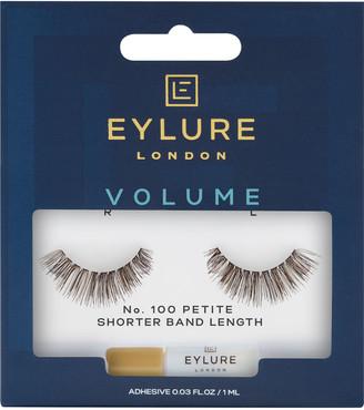 Eylure Strip Eyelashes Volume Petite No. 100