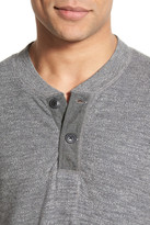Grayers &Byron& Double Knit Henley