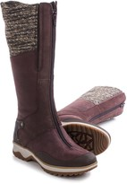 Merrell Eventyr Cuff Leather Boots - Waterproof, Insulated (For Women)