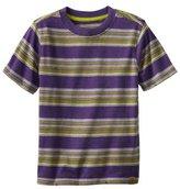 Calvin Klein S/S Fuze Slub Tee - Purple- 4