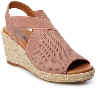 Sonoma Goods For Life Chorale Women's Wedge Sandals