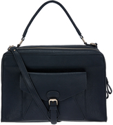 Accessorize Stanford Boxy Satchel Bag