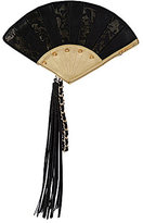 Betsey Johnson Betsey's #1 Fan Tasseled Wristlet