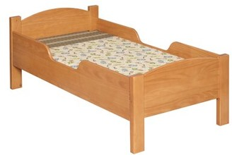 Harriet Bee Thrapst Traditional Toddler Bed
