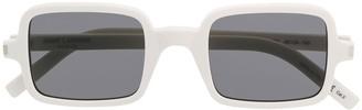 Saint Laurent Eyewear SL 332 rectangular-frame sunglasses