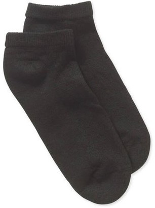 Gildan Ladies Cushioned Sole Comfort Toe Lowcut Socks, 10-pack