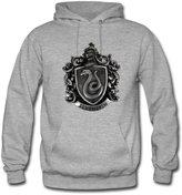 Cris Halil Sweatshirts Harry Potter Slytherin Custom Men's Hoody Sweatshirt Hoodie