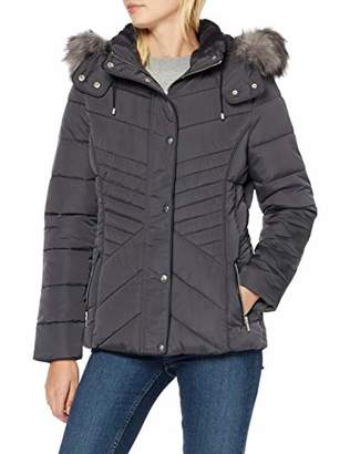 New Look Women's OP AW19 Maisie Fitted Puffer Coat,(Size:)
