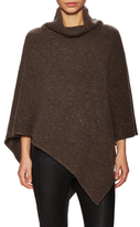 Joie Haesel Speckled Cashmere Poncho