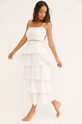 Free People Sunset Dancing Dress