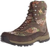 """Danner Men's High Ground 8"""" Realtree Xtra Hunting Boot,Brown/Green,9.5 EE US"""