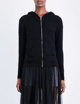 Wildfox Couture Brand logo jersey hoody