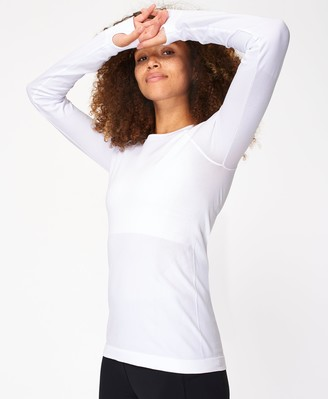 Sweaty Betty Athlete Seamless Long Sleeve Top
