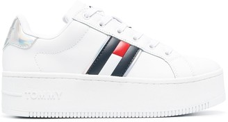 Tommy Jeans Low-Top Platform Sneakers