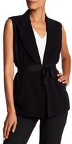 Nicole Miller Princess Seam Vest