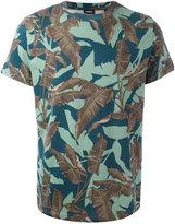 Diesel floral motif T-shirt - men - Cotton - XL