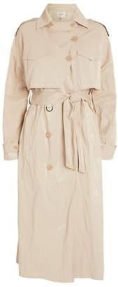 MUNTHE Mirabelle Trench Coat