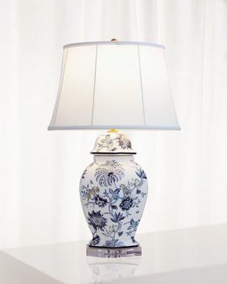 Port 68 Branganza Blue Hex Lamp