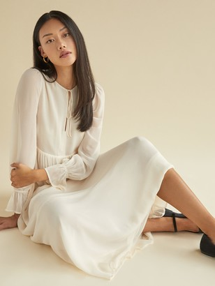 Reformation Chive Dress