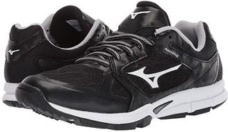 Mizuno Utility Trainer (Black/White) Women's Shoes